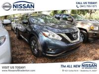 Recent Arrival! CLEAN One-Owner CARFAX. *NISSAN