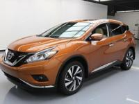 2015 Nissan Murano with 3.5L V6 DI Engine,Automatic