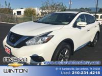 This used Nissan Murano S is now for sale in San