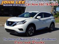 ONLY 13,238 MILES..! This NISSAN CERTIFIED one-owner