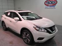 2015 Nissan Murano SL ** NEW BODY STYLE and Best Color