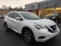 2015 Nissan Murano SL - AWD - One Owner - Clean CARFAX