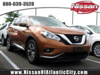 Come see this certified 2015 Nissan Murano SL. Its