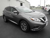 MURANO SL: AWD!!..1 OWNER-NAVIGATION-PANORAMIC