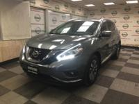 This outstanding example of a 2015 Nissan Murano SL is