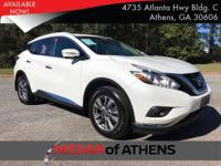 Look at this 2015 Nissan Murano SL. Its Variable