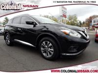 Check out this Certified Used 2015 Nissan Murano SV