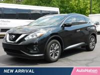 This CERTIFIED PREOWNED Murano passed Nissan's rigorous