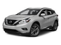 Discerning drivers will appreciate the 2015 Nissan