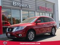 2015 PATHFINDER SV ** ONE OWNER ** CLEAN CARFAX **