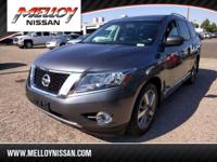 Melloy Nissan is honored to present a wonderful example