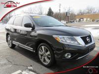 TECHNOLOGY FEATURES:  This Nissan Pathfinder Includes