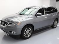 This awesome 2015 Nissan Pathfinder 4x4 comes loaded