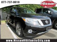 Look at this 2015 Nissan Pathfinder Platinum. Its