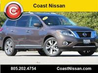Clean CARFAX. Certified. Java Metallic 2015 Nissan