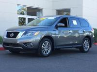 Certified.  2015 Nissan Pathfinder Platinum We provide