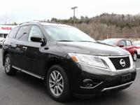 2015 Nissan Pathfinder Green S Oil change and New Oil