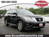 Check out this 2015 Nissan Pathfinder S. Its Variable