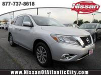 Look at this 2015 Nissan Pathfinder SV. Its Variable