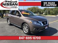 2015 Nissan Pathfinder S CARFAX One-Owner.26/19