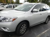 NISSAN CERTIFIED PRE-OWNED, ONE OWNER, CLEAN CARFAX,