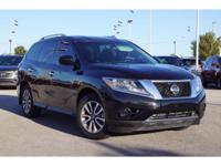 New Price!   2015 Nissan Pathfinder S FWD CVT with
