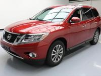 This awesome 2015 Nissan Pathfinder comes loaded with