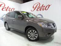 2015 Nissan PathfinderCARFAX One-Owner. Clean