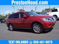 Options:  2015 Nissan Pathfinder S|Miles: 43580Color: