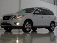 2015 Nissan Pathfinder SV in Brilliant Silver, 4WD,