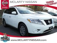 You'll NEVER pay too much at McLarty Nissan NLR! Nissan