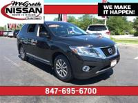 2015 Nissan Pathfinder SL CARFAX One-Owner.26/19