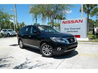 SOLD NEW AT WESTON NISSAN-VOLVO!CARFAX