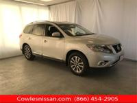 CARFAX One-Owner. Brilliant Silver 2015 Nissan