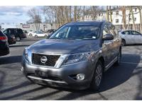 This 2015 Nissan Pathfinder 4WD 4dr SL is offered to