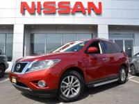 Atlantic Nissan's SPECIAL on this Nissan Certified 2015