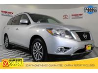 New Price! 2015 Nissan Pathfinder SV Certification