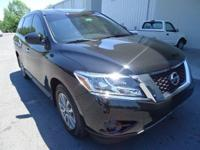 Check out this 2015 Nissan Pathfinder SV. Its Variable
