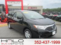 2015 NISSAN QUEST SV MINI VAN- FULLY LOADED ONE OWNER