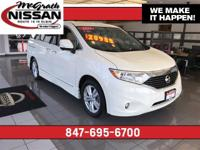 2015 Nissan Quest Platinum CARFAX One-Owner.27/20