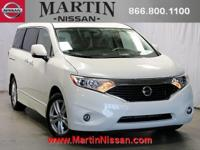 Carfax 1 owner with heated leather!!! This 2015 Nissan
