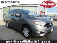 Come see this 2015 Nissan Quest S. Its Variable