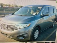 2015 Nissan Quest 3.5 S ONE OWNER, CLEAN CARFAX, 3RD