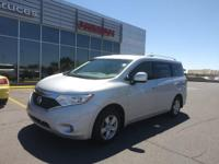 This 2015 Nissan Quest SV is offered to you for sale by
