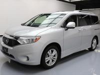 2015 Nissan Quest with 3.5L V6 Engine,Leather