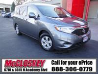 ONE OWNER!! This 2015 Nissan Quest comes with Backup