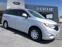 New Price! White 2015 Nissan Quest 3.5 S FWD CVT with
