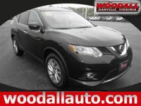 This terrific 2015 Nissan Rogue is the hardy SUV you've