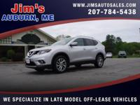 This 2015 Nissan Rogue has all the latest Technology