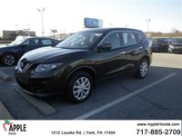 Recent Arrival!  2015 Nissan Rogue S Gray  Options: